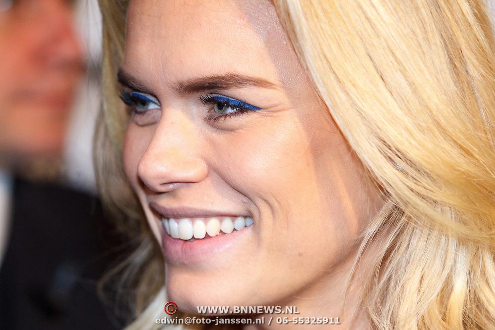 NLD/Amsterdam/20151026 - Lancering Linda TV, Nicolette van Dam