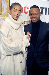 Actors Jasmine Sanders and Terrence J attending Roc Nation's The Brunch at One World Trade Center in New York City, NY, USA, on January 27, 2018. Photo by Dennis van Tine/ABACAPRESS.COM