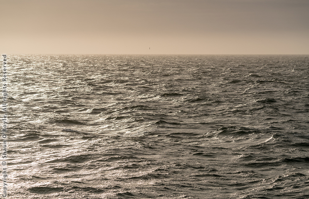 Drake Passage on a nice evening