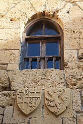 Emblems, Girne Harbor