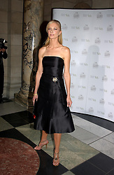 Actress JOELY RICHARDSON at the 2004 British Fashion Awards held at Thhe V&A museum, London on 2nd November 2004.<br />