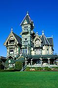 The Carson Mansion, Eureka, California USA