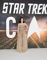Isa Briones at the 'Star Trek: Picard'  premiere, London, UK 15th  Jan 2020