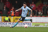 Coventry City defender Romain Vincelot during the Sky Bet League 1 match between Swindon Town and Coventry City at the County Ground, Swindon, England on 24 October 2015. Photo by Jemma Phillips.