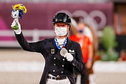 Werth Isabell, GER<br /> Olympic Games Tokyo 2021<br /> © Hippo Foto - Stefan Lafrentz<br /> 28/07/2021