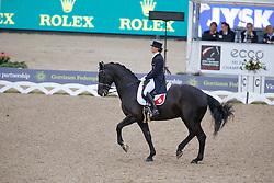 Hofmann Melanie (SUI) - Gb Cazzago C<br /> Blue Hors FEI European Championships Dressage - Herning 2013<br /> © Dirk Caremans