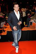 Premiere Patatje Oorlog tijdens de Opening van het Cinekid Festival in de Gashouder op het Westergasterrein in Amsterdam.<br /> <br /> Op de foto:  Johnny de Mol