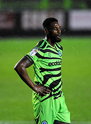 Jamille Matt of Forest Green Rovers- Mandatory by-line: Nizaam Jones/JMP - 14/11/2020 - FOOTBALL - innocent New Lawn Stadium - Nailsworth, England - Forest Green Rovers v Mansfield Town - Sky Bet League Two