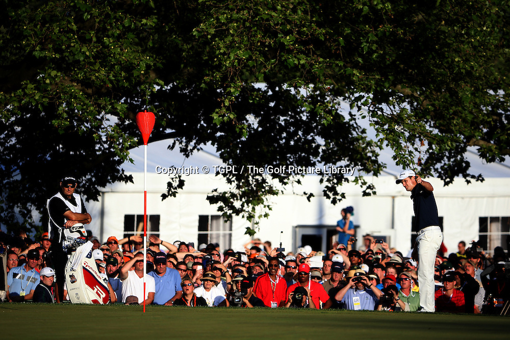 Justin ROSE (ENG) during fourth round  US Open Championship 2013,Merion,East Course,Ardmore,PA,USA.