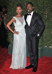 Ryan Michelle Bathe (L) and Sterling K. Brown at The 49th NAACP Image Awards held at the Pasadena Civic Auditorium on January 15, 2018 in Pasadena, CA, USA (Photo by Sthanlee B. Mirador/Sipa USA)