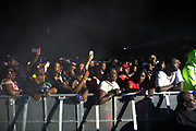 PHILADELPHIA, PA-JUNE 1: Audience attends the 12th Annual ROOTS Picnic featuring special guest Recording Artist/Actor Yasiin Bey and others on June 1, 2019  held at Fairmont Park in Philadelphia, PA.  (Photo by Terrence Jennings/terrencejennings.com)