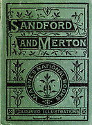 From the Book ' The history of Sandford and Merton ' by Thomas Day, 1748-1789; with original illustrations printed in colours by Edward and George Dalziel,