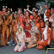 Wild runners to streak naked around ZSL London Zoo