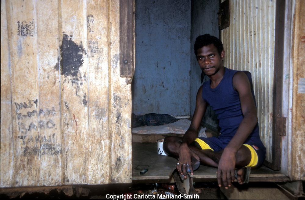 Nguiu community Bathurst  Tiwi Islands Australia.