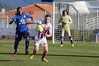Samuel Bouhours (Ajaccio) vs Anthony Martial (Lyon)