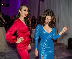 Rome, Caput Mundi International Burlesque Award 2016. In the photo: Madame Romanova and Miss Ellie Mouse NO WEB *** *** *** NO DAILY