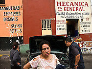 Daily life in Mexico city