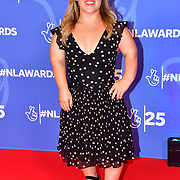 Ellie Simomonds attends BBC1's National Lottery Awards 2019 at BBC Television Centre, 101 Wood Lane, on 15 October 2019, London, UK.