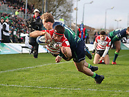 Connacht Rugby v Gloucester Rugby 141219