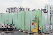 Singapore, working site in  downtown