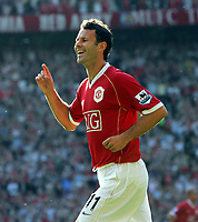 Ryan Giggs Celebrates Scoring 1st goal<br />