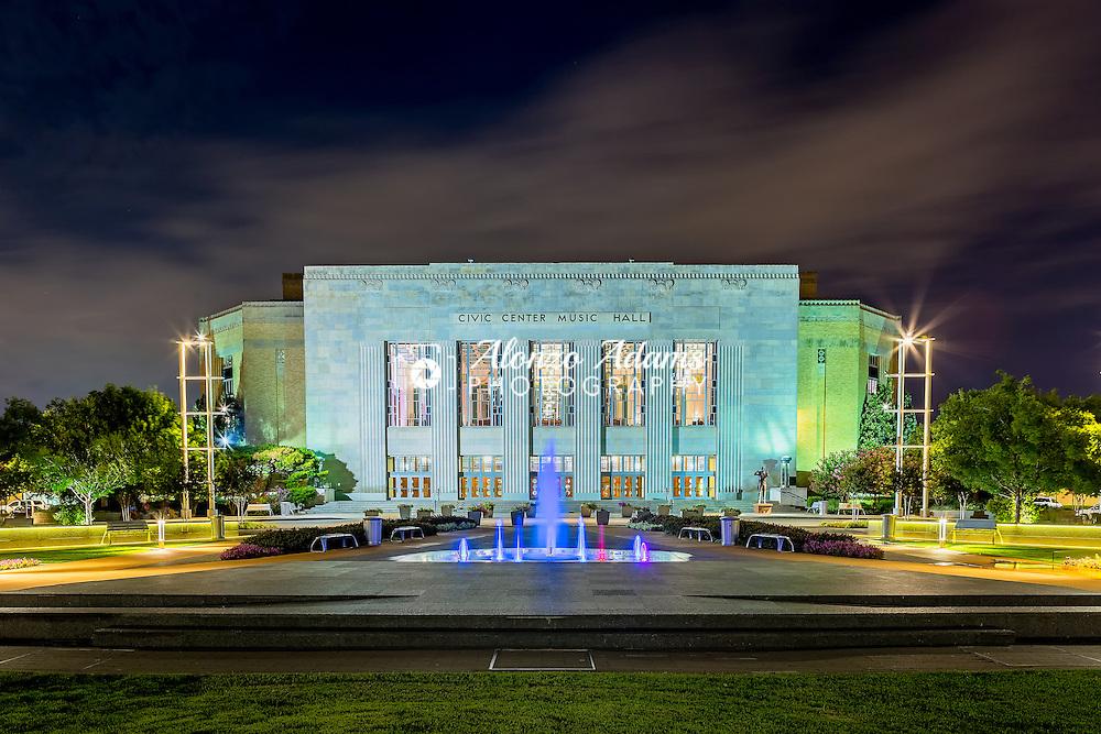 Oklahoma City Civic Center Music Hall on Friday, Aug. 12, 2016. (Photo copyright © 2016 Alonzo J. Adams)