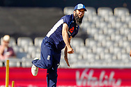 England T20 all rounder Moeen Ali warming up  during the International T20 match between England and India at Old Trafford, Manchester, England on 3 July 2018. Picture by Simon Davies.