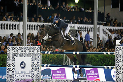 Mendoza Jessica, (GBR), Spirit T<br /> Final<br /> Furusiyya FEI Nations Cup Jumping Final - Barcelona 2015<br /> © Dirk Caremans<br /> 26/09/15