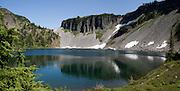 Iceberg Lake, Mount Baker Wilderness, North Cascades mountains, Washington