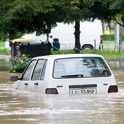 20100917: SLO, News - Flooding in Ljubljana