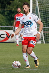 June 23, 2018 - Bissegem, BELGIUM - Kortrijk's Gary Kagelmacher fights for the ball during a friendly game, the first of the new season 2018-2019 for KV Kortrijk, between KRC Bissegem and Kortrijk, in Bissegem, Saturday 23 June 2018. BELGA PHOTO KURT DESPLENTER (Credit Image: © Kurt Desplenter/Belga via ZUMA Press)
