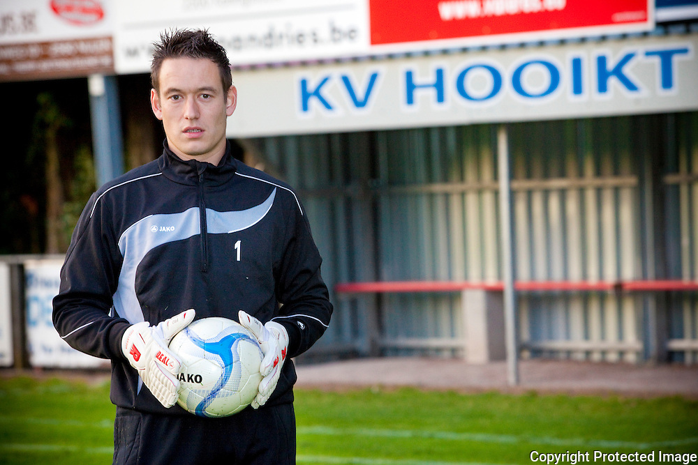 364849-Kenneth Boonen, keeper van FC HOOIKT-Beekstraat 84 Koningshooikt