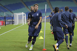 October 17, 2017 - Na - Leipzig, 10/16/2017 - Training to adapt to the pitch of the Fc Porto team at the Red Bull Arena, in anticipation of the game against RB Leipzig for the Champions League. Herrera  (Credit Image: © Atlantico Press via ZUMA Wire)