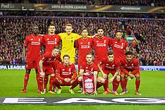 160310 Liverpool v Man Utd Europa League