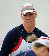 Caversham Reading. GBR  W4X bow Debbie FLOOD.  Rowing 2011 World Cup team announcement,  Redgrave and Pinsent Lake. Tuesday  10/05/2011.   [Mandatory Credit; Peter Spurrier/Intersport-images]