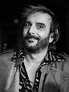 Italian singer Tony Tammaro. Castel Volturno, Italy. 2015.