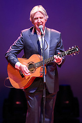 © Licensed to London News Pictures . 29/05/2014 . Manchester , UK . Bruce Woodley . The Seekers perform at the Bridgewater Hall this evening (Thursday 29th May 2014) . The Australian folk-pop quartet are celebrating their 50th Anniversary together . Photo credit : Joel Goodman/LNP