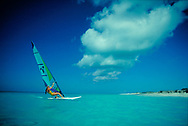 Windsurfing, Turks and Caicos