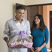 Jaime Camil, Gina Rodriguez in Jane The Virgin<br /> Lisa Rose/ © 2015 The CW Network, LLC.