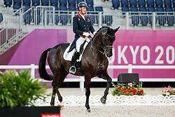 Hester Carl, GBR, En Vogue, 135<br /> Olympic Games Tokyo 2021<br /> © Hippo Foto - Stefan Lafrentz<br /> 27/07/2021