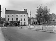 The Park Place Hotel, High Street, Killarney in the 1950's.<br /> Photo: macmonagle.com archive<br /> <br /> Killarney Now & Then - MacMONAGLE photo archives.<br /> Facebook - @killarneynowandthen