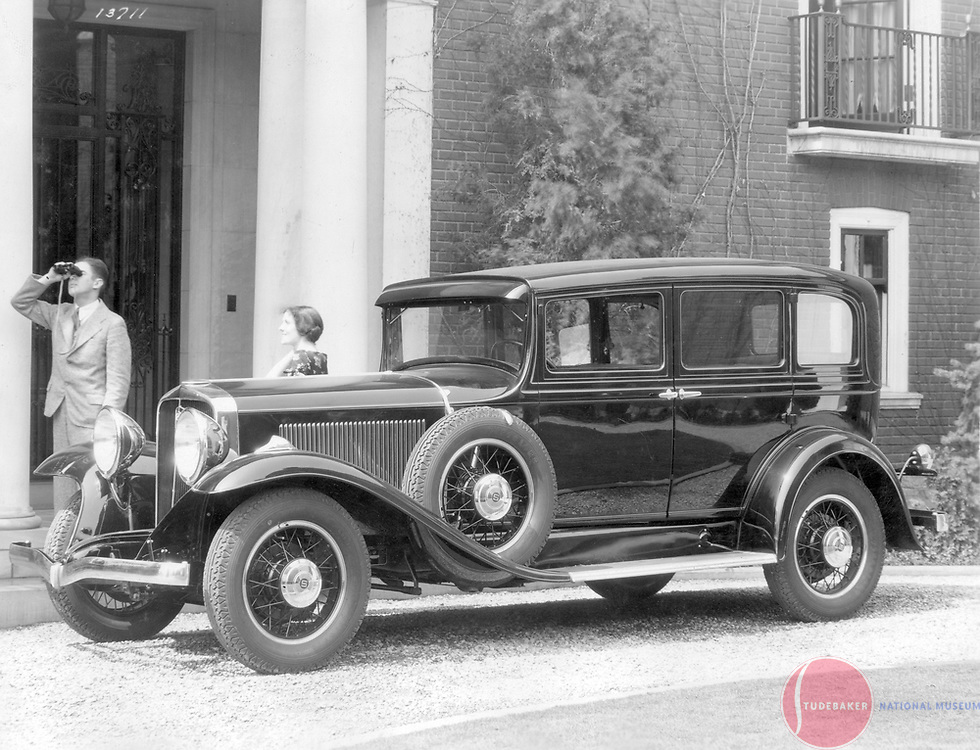 1931 Studebaker Commander Sedan