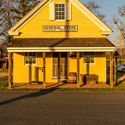 The Bucktown General Store in Cambridge, Maryland, is now a museum. In the 1830's Harriet Tubman was beaten and her skull fractured while she attempteed to assist an enslaved man in the store.