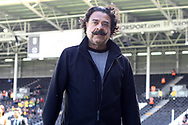 Fulham Owner Shahid Khan arrives at Craven Cottage. EFL Skybet football league championship match, Fulham  v Norwich city at Craven Cottage in London on Saturday 5th August 2017.<br /> pic by Steffan Bowen, Andrew Orchard sports photography.