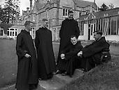 1958 - John of God Brothers at Kilcroney, Bray, Co. Wicklow