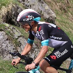ANDERMATT (SUI) CYCLING<br /> Tour de Suisse stage 7<br /> Esteban Chavez