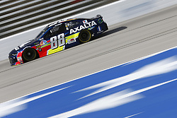 November 3, 2018 - Ft. Worth, Texas, United States of America - Alex Bowman (88) takes to the track to practice for the AAA Texas 500 at Texas Motor Speedway in Ft. Worth, Texas. (Credit Image: © Justin R. Noe Asp Inc/ASP via ZUMA Wire)