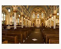 Sacred Heart church in Laconia.  (Karen Bobotas/for the Laconia Daily Sun)