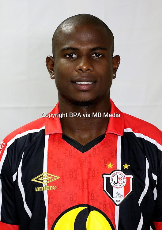 """Brazilian Football League Serie A / <br /> ( Joinville Esporte Clube ) - <br /> Augusto Cesar dos Santos Moreira """" Augusto Cesar """""""