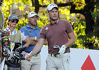 Golf - 2019 BMW PGA Championship - Thursday, First Round<br /> <br /> Danny Willett of England , at the West Course, Wentworth Golf Club.<br /> <br /> COLORSPORT/ANDREW COWIE
